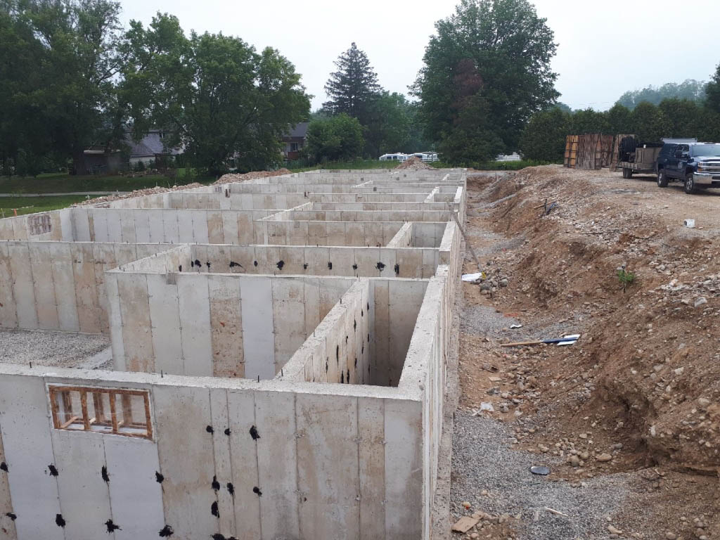 Basement Waterproofing - RVM Trucking