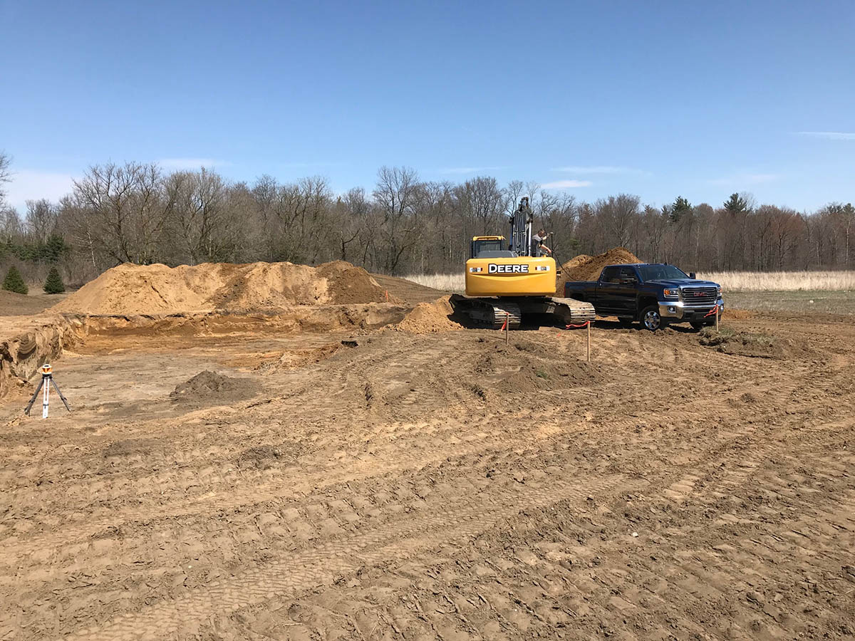 Custom Excavating